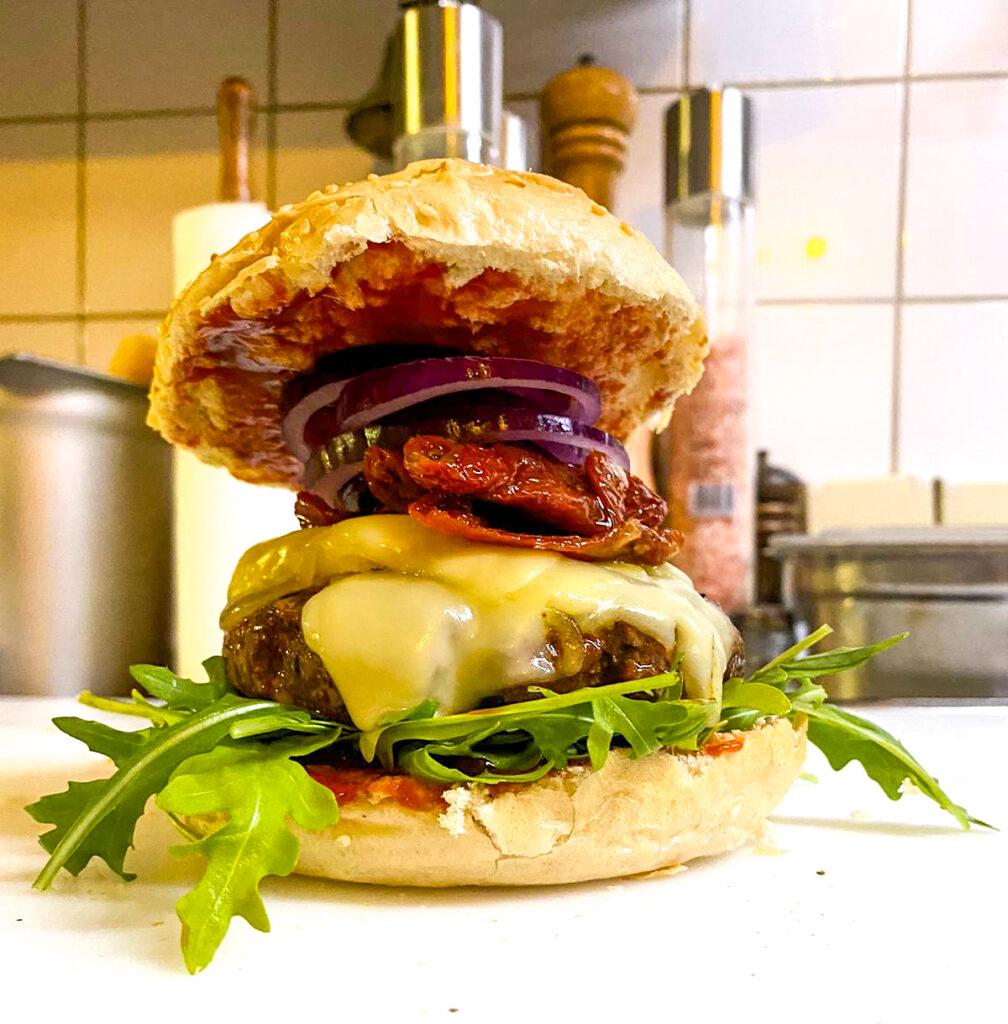 Sonne Royal Burger